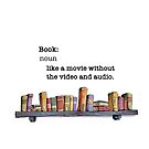 Book defined by jewelsee