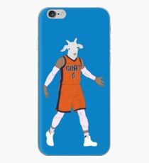 Russell Westbrook, The GOAT iPhone Case