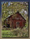 The Red Barn by Sheryl Gerhard