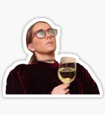 Jenna Marbles Leisure Suit Sticker