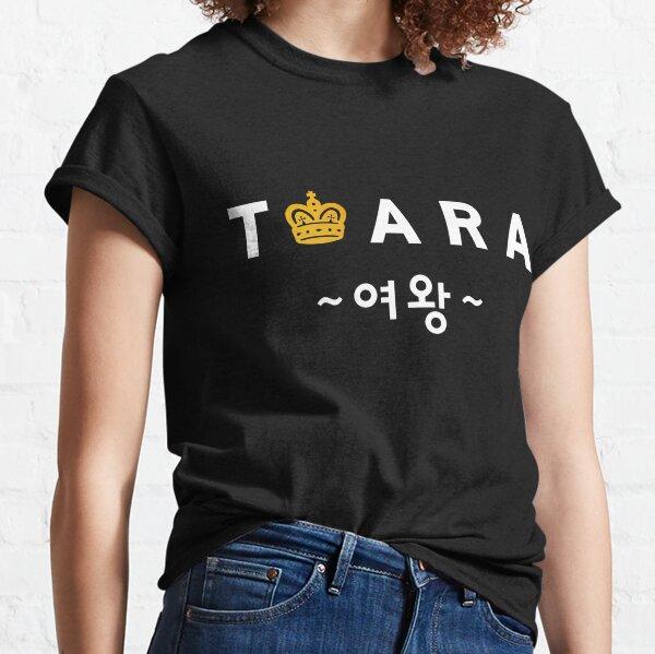 T-ARA - COMMISSION - WHITE Classic T-Shirt