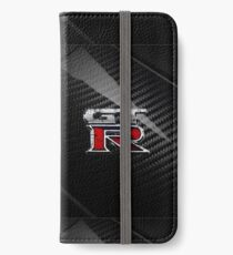 GTR carbon fiber iPhone Wallet/Case/Skin