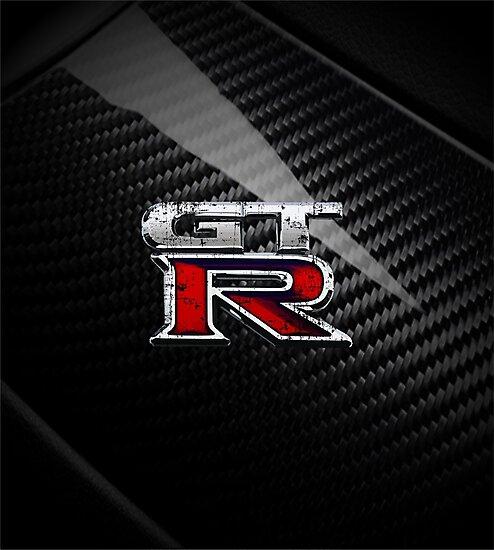 GTR carbon fiber by fanstuff