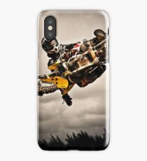 Dirt Biker Motorbike Motocross Off Road  iPhone Case/Skin