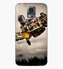 Dirt Biker Motorbike Motocross Off Road  Case/Skin for Samsung Galaxy