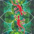 Red Lizards von Mandalavision