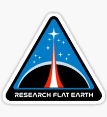 Space Mission Parody Patch No. 8 Sticker