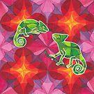 Spoony Chameleons  von Mandalavision