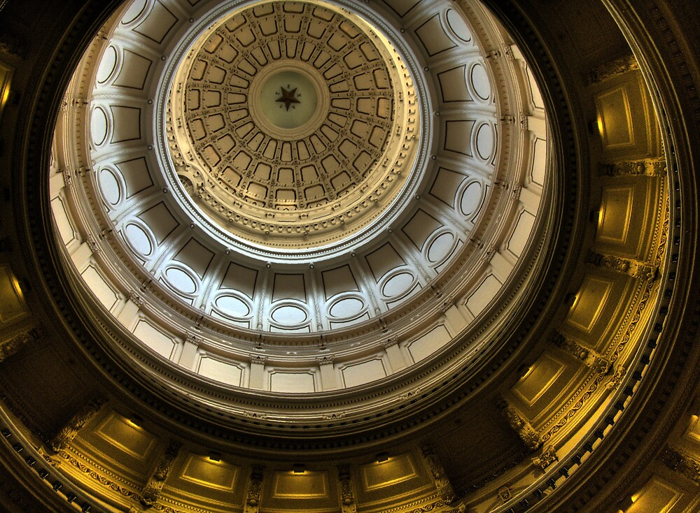 Austin Capital Dome by Jo Morcom