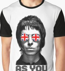AS YOU WERE- LG Graphic T-Shirt