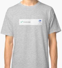 Ich klicke deshalb Classic T-Shirt