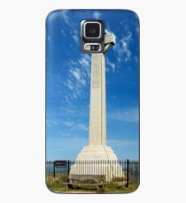 The Tennyson Monument on Tennyson Down Case/Skin for Samsung Galaxy