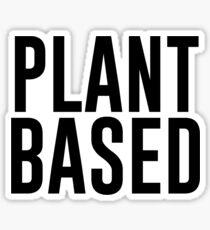 Plant Based Sticker