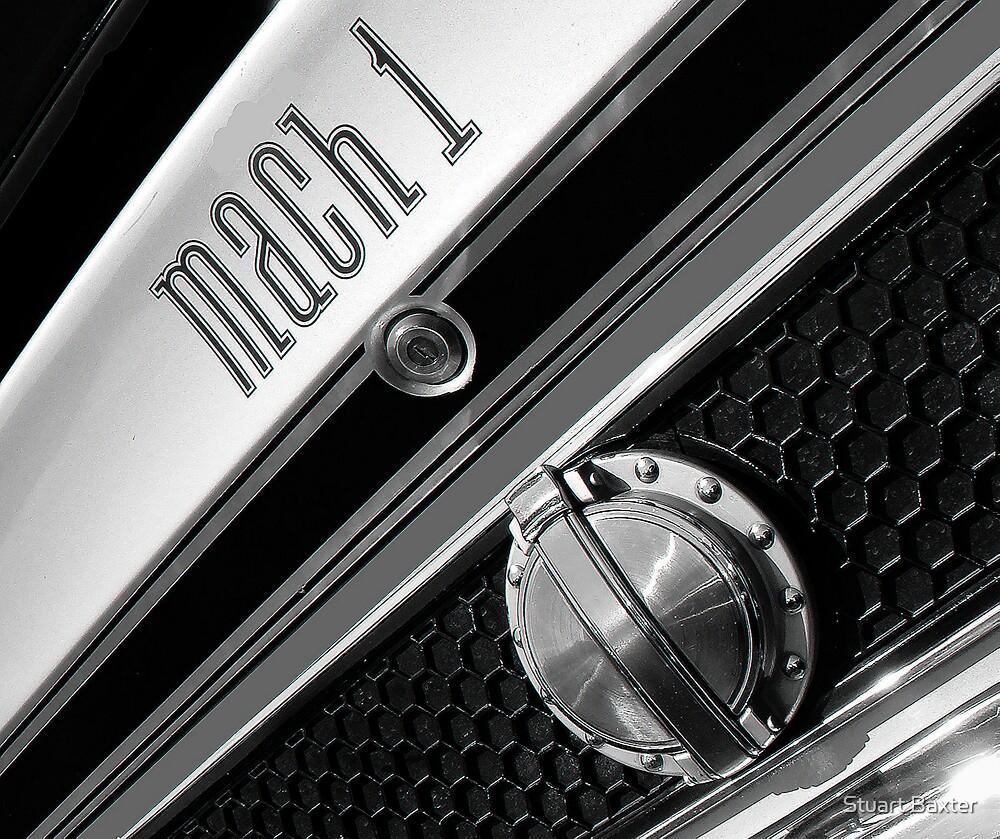 Mach 1 by Stuart Baxter