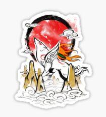 Okami Sticker