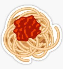 Spaghetti Sticker