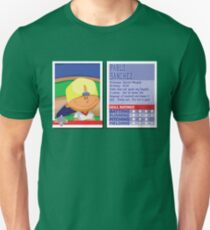 Pablo Sanchez - Backyard Baseball Stat Card T-Shirt