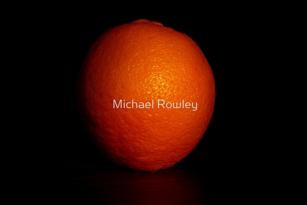 An Orange Orange by Michael Rowley