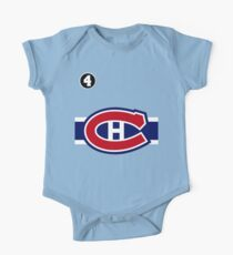 Montreal Canadiens - 2014-15 Jersey - red One Piece - Short Sleeve