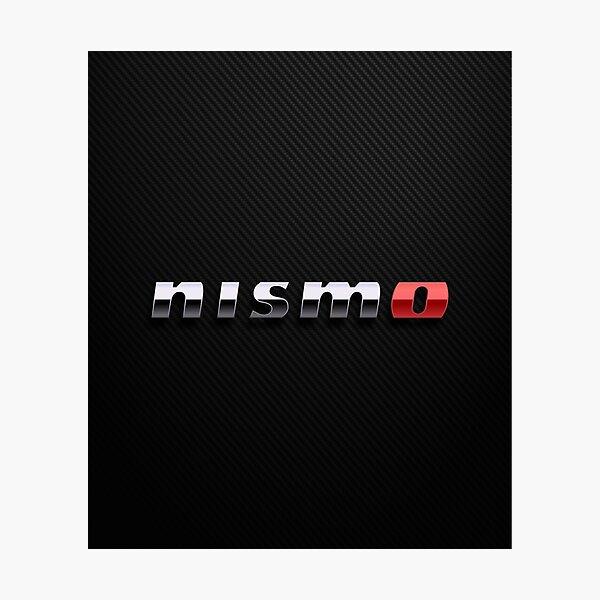 Nismo carbon fiber Photographic Print