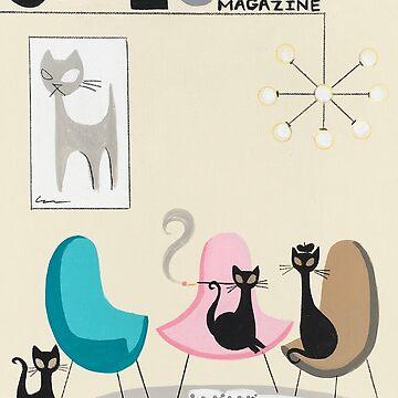 Cool Cats Magazine by elgatogomez