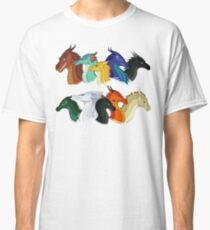Wings of Fire - POV Characters Classic T-Shirt