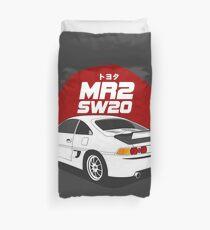 Toyota MR2 SW20 Duvet Cover