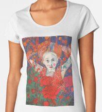 Peony's Bliss Women's Premium T-Shirt
