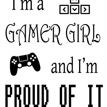 Gamer Girl by Femke33