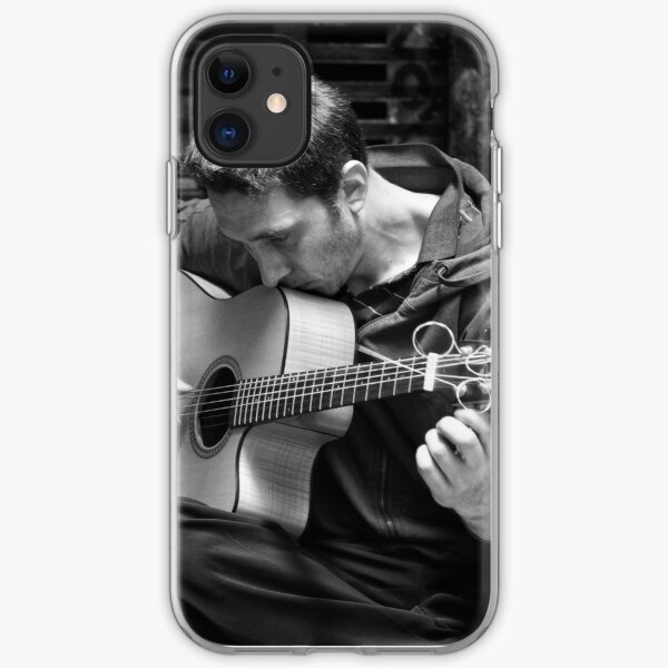 A Man and His Instrument Part 2 iPhone Soft Case