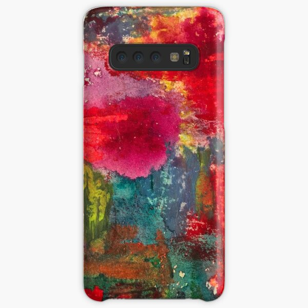 Magic in the Making: Inner Power Painting Samsung Galaxy Snap Case
