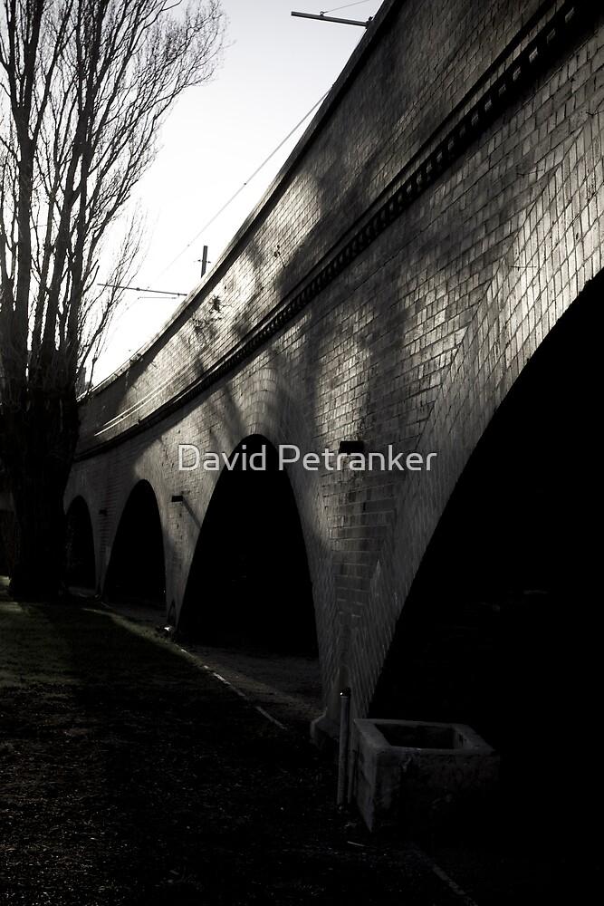 Winters Bridge by David Petranker