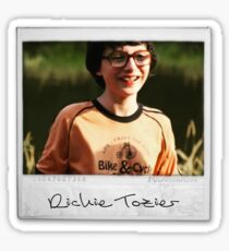 richie tozier polaroid Sticker
