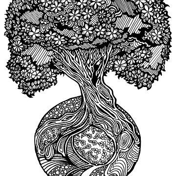 Tree of Eden by djsmith70