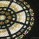 Stained Glass by featheredzebra