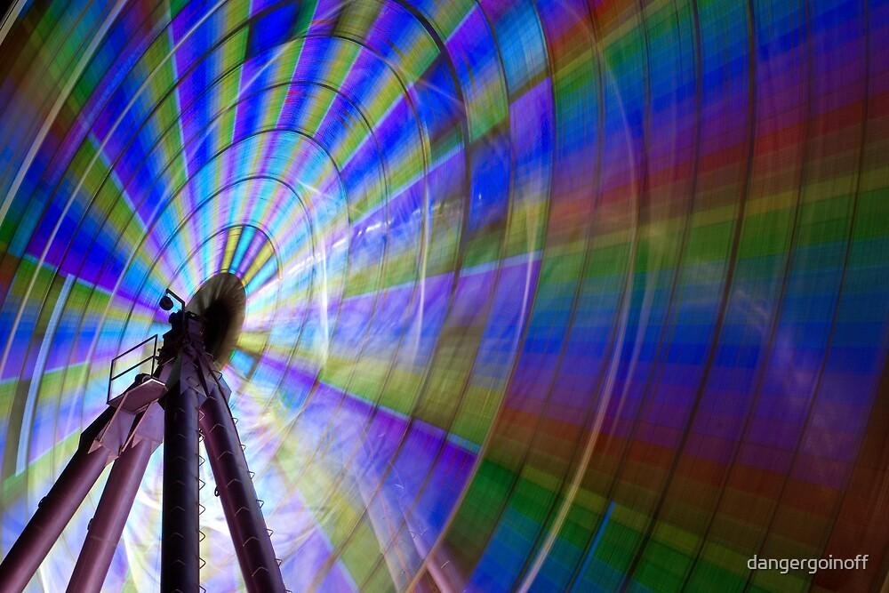 Colour Wheel by dangergoinoff
