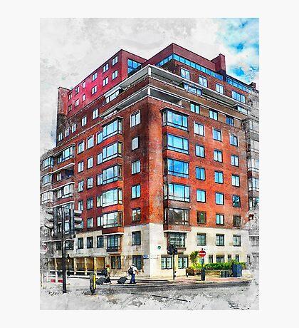 London city art 1 #london #city  Photographic Print