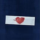 Roter Valentinsgruß von Jane Terekhov