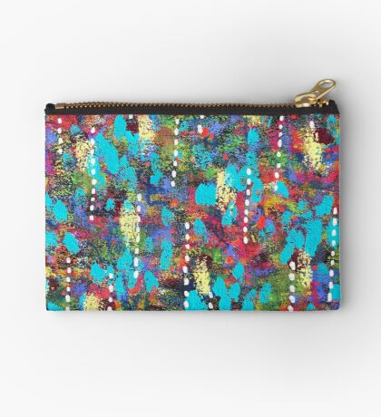 Dancing Light Party - an Inner Power Painting Studio Pouch
