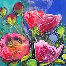 Peonies by Maria Pace-Wynters