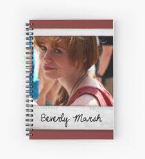 beverly marsh polaroid  Spiral Notebook