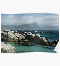 Boulders Beach - Cape Town Poster