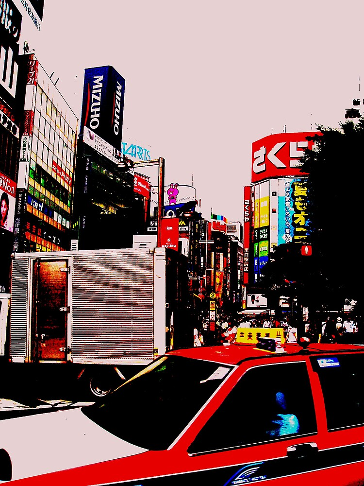 Tokyo Time by Kevin Shannon
