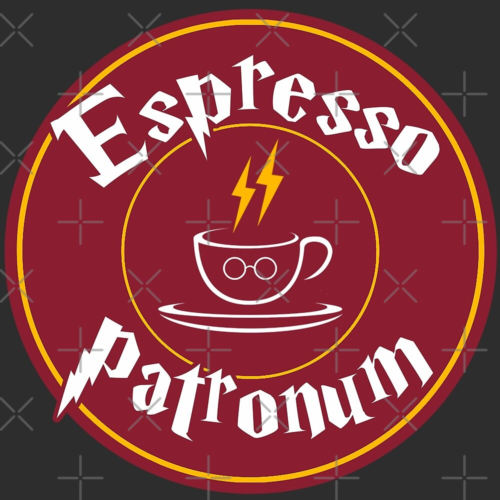Espresso Patronum by themarvdesigns