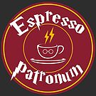 Espresso Patronum by themarvdesigns