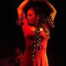 polka dot flamenco by Marina Hurley