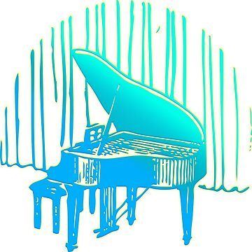 Piano concert hall by axtellmusic