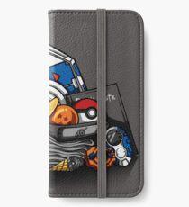 Anime Shonen & Monsters iPhone Wallet/Case/Skin