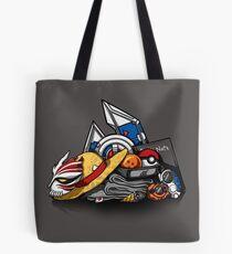 Anime Shonen & Monsters Tote Bag