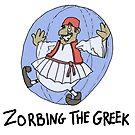 Zorbing The Greek by TheKingLobotomy